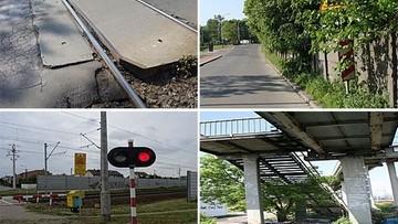 30-01-2017 10:25 70 proc. przejazdów kolejowo-drogowych źle oznakowanych - raport NIK