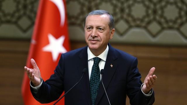 Erdogan: Europa uczyniła z Morza Śródziemnego cmentarz migrantów