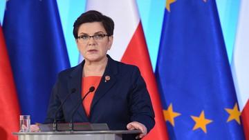 Premier: UE oparta na szantażu właśnie się kończy