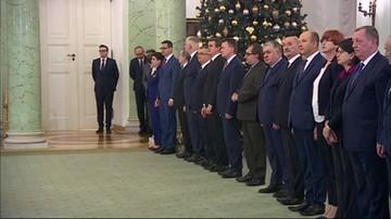 Rzecznik prezydenta: powołanie rządu Mateusza Morawieckiego w poniedziałek o godz. 17