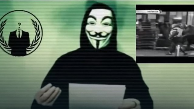 Hakerzy z grupy Anonymous wypowiadają wojnę Państwu Islamskiemu