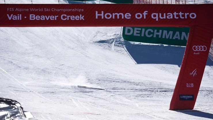 Mistrz olimpijski w narciarstwie alpejskim może nie powalczyć o mistrzostwo świata