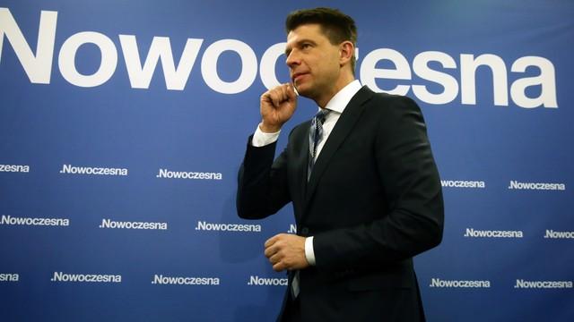 Petru: Nowoczesna wyruszyła w Polskę