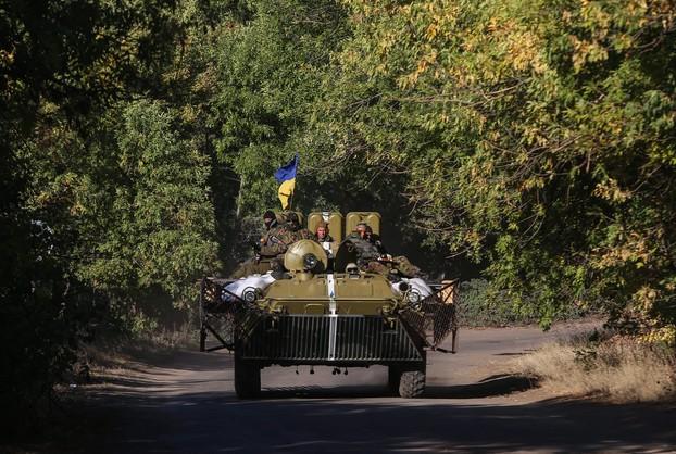 Ukraina: zabito 40 prorosyjskich bojowników