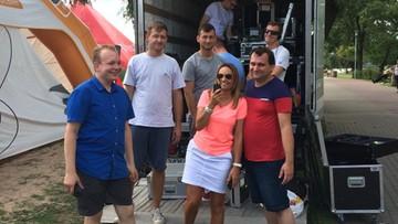 "05-08-2016 19:14 ""Lato Polsat News"" w Suwałkach"