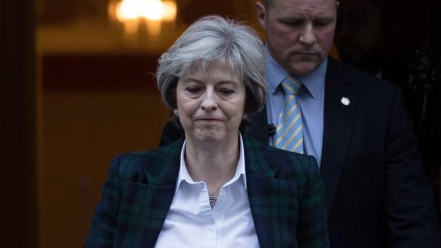 Brytyjski rząd ukrył nieudaną próbę rakietową