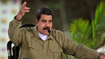 """Atak na wenezuelską bazę wojskową. Według władz sprawcy to """"najemnicy i terroryści"""""""