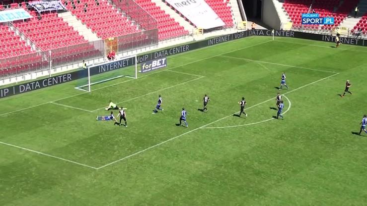 GKS Tychy - Stal Mielec 1:4. Skrót meczu