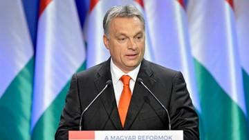 """28-02-2016 21:48 Doroczne orędzie Orbana. """"Nauczymy Brukselę, że Węgry są krajem suwerennym"""""""