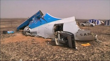 29-01-2016 14:28 Egipski mechanik podejrzany o zamach na rosyjski samolot