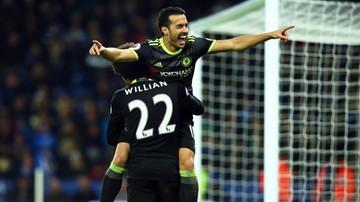 2017-01-14 Kapustka i Wasilewski znów nie zagrali! Chelsea pokonała Leicester