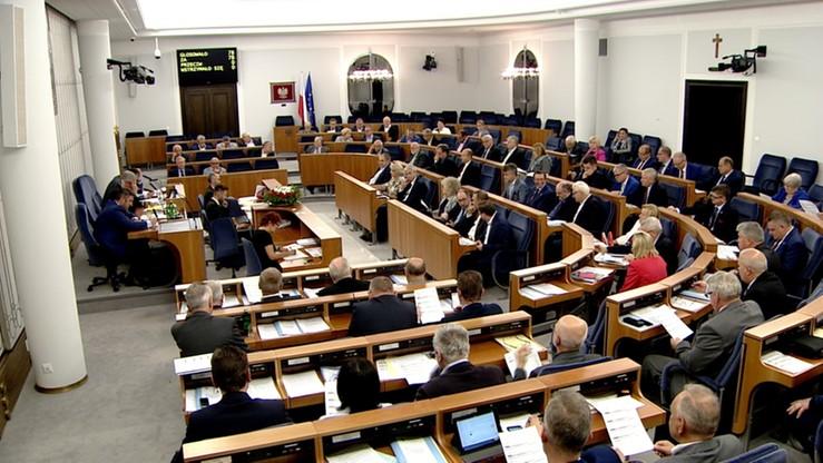 Senat odrzucił sprawozdanie KRRiT. Los jej członków w rękach prezydenta