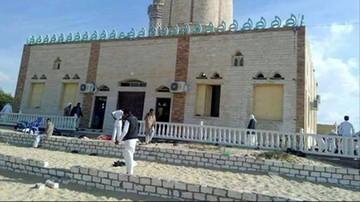Zamach na meczet w Egipcie. Rośnie liczba ofiar