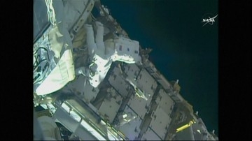 Niezwykła transmisja NASA. Kosmonauci pracują poza stacją kosmiczną