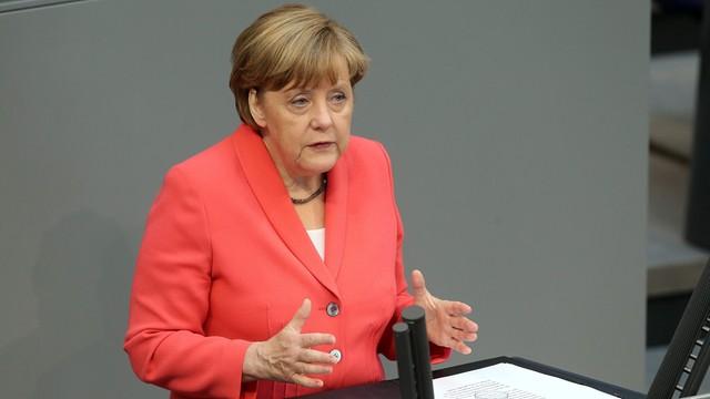 Der Spiegel: kanclerz Merkel będzie walczyć o czwartą kadencję