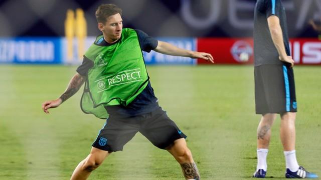 Superpuchar UEFA: Barcelona w roli faworyta w meczu z Sevillą