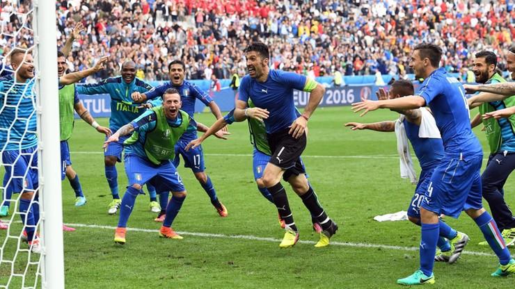 Euro 2016. Włoskie media: Jak mogliśmy nie wierzyć w naszych?
