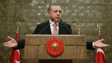 11-02-2017 12:51 Prezydent Turcji chce więcej władzy. Po zmianie konstytucji może rządzić do 2029 roku