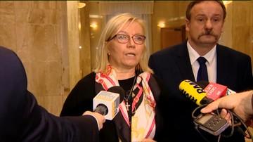08-11-2016 09:55 Sędzia Przyłębska: prezes TK złamał konstytucję