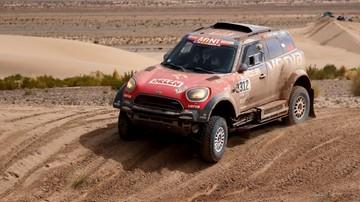 2018-01-14 Rajd Dakar: Przygoński w czołówce, Peterhansel wygrał etap