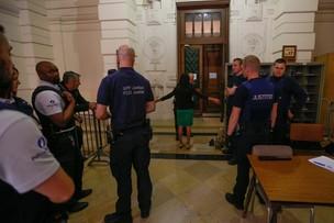 09-05-2016 16:13 Ruszył proces podejrzanych o terroryzm, zatrzymanych w belgijskim Verviers