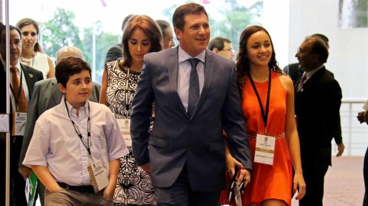 Paragwajczyk szefem futbolu w Ameryce Południowej