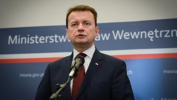 21-01-2016 10:40 Błaszczak: wyłączenie Warszawy rozsądne, ale nie ma decyzji