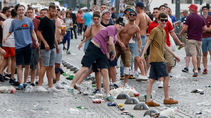 Euro 2016: starcia kibiców w Marsylii