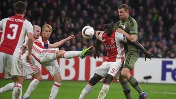 2017-02-24 Holenderskie media: Viergever uratował słaby Ajax