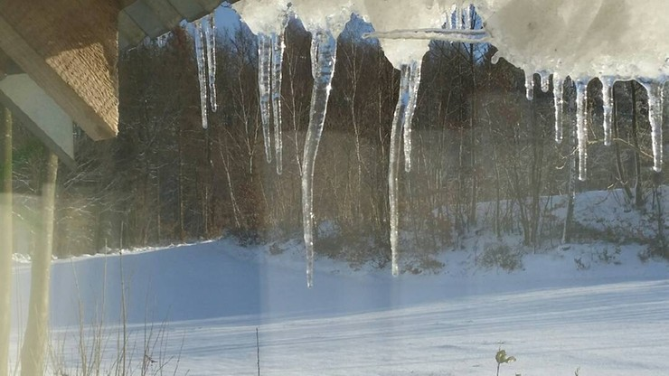 2016-11-28 Piękna zima na Kaszubach