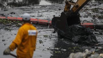 21-07-2016 20:01 Rio: kajakarze będą pływać w śmieciach. Trwa sprzątanie wód zatoki Guanabara