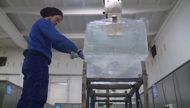 Produkują lód nawet dla Kataru. Wrocławska fabryka to potentat na skalę światową