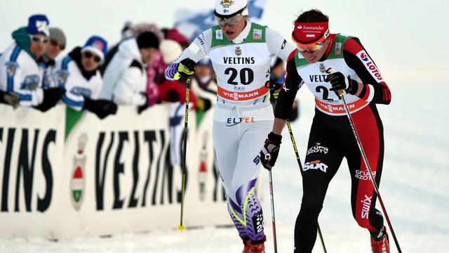 PŚ w biegach: Kowalczyk 29. w Kuusamo, triumf Johaug