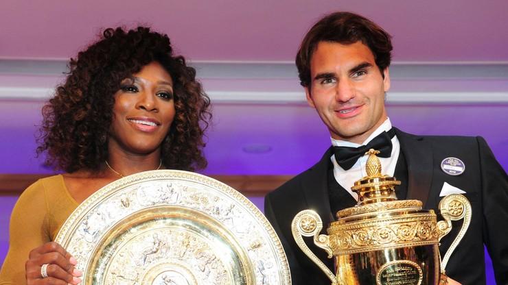 Williams i Federer najlepszymi sportowcami 2017 roku