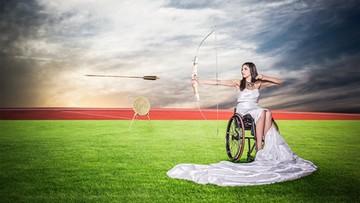 04-09-2016 16:40 Miss na wózkach kibicują naszym paraolimpijczykom