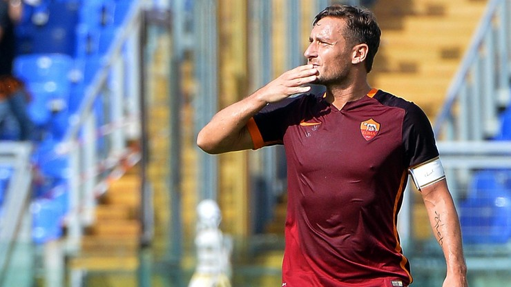Dyrektor AS Roma: Totti jest i pozostanie ikoną