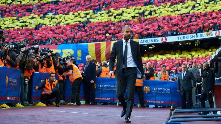 Guardiola wraca na Camp Nou