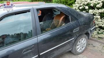 31-05-2016 11:30 Porzucił auto, a w nim 2-letnie dziecko. Uciekał przed policją
