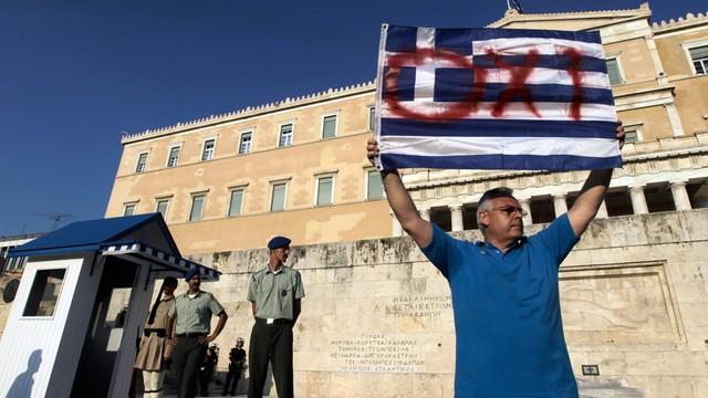 Grecja spłaciła całość swych zaległości wobec MFW