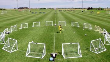 2015-09-18 Zawodnicy MLS w testach... z gry wideo