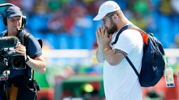 17-08-2016 17:18 Fajdek nie awansował do finału rzutu młotem w Rio. Eliminacje wygrał Nowicki