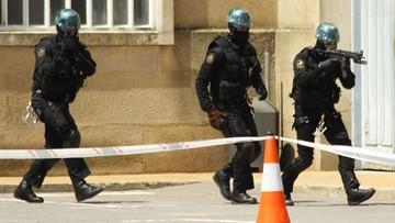 24-04-2016 13:42 Rekordowy przemyt. 56 kg heroiny ukryto w samochodzie w Hiszpanii
