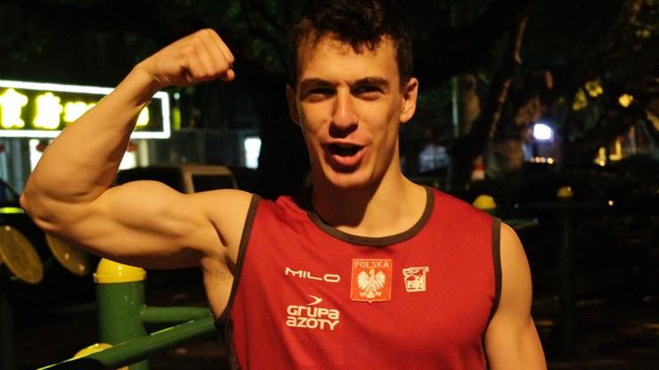 Polak mistrzem świata we wspinaczce sportowej