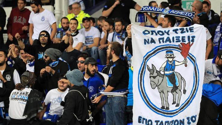 Liga Europy: Everton zremisował z Apollonem!