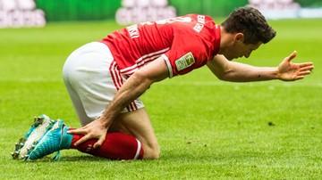 2017-04-22 Bayern Monachium stracił punkty! Bezbarwny Lewandowski