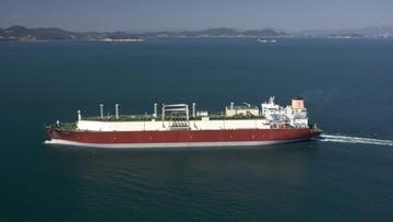 10-12-2015 12:41 Czekaliśmy prawie 10 lat. Pierwszy statek z katarskim gazem jutro wpłynie do Świnoujścia