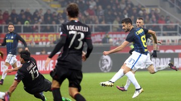 2016-11-20 Status quo w Mediolanie. Inter uratował remis w ostatniej akcji!