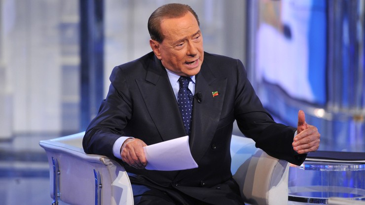 "Berlusconi: ""Forza Juventus!"". W sobotę kibicuję Juve"