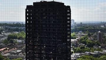 17-06-2017 19:02 Policja: 58 osób zaginionych po pożarze wieżowca w Londynie prawdopodobnie nie żyje