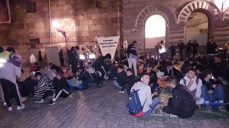 Szwecja: imigranci z Afganistanu protestują przeciwko wydaleniom
